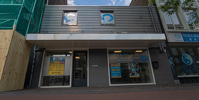 Pand bijbaan Eindhoven
