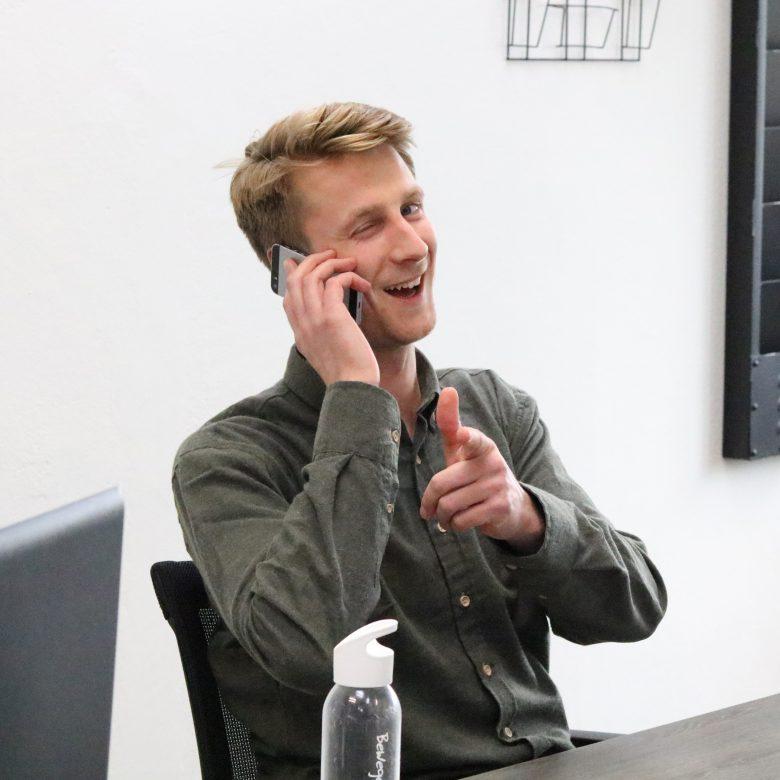 Niels vertelt over zijn ervaringen als HR Manager bij Fonky