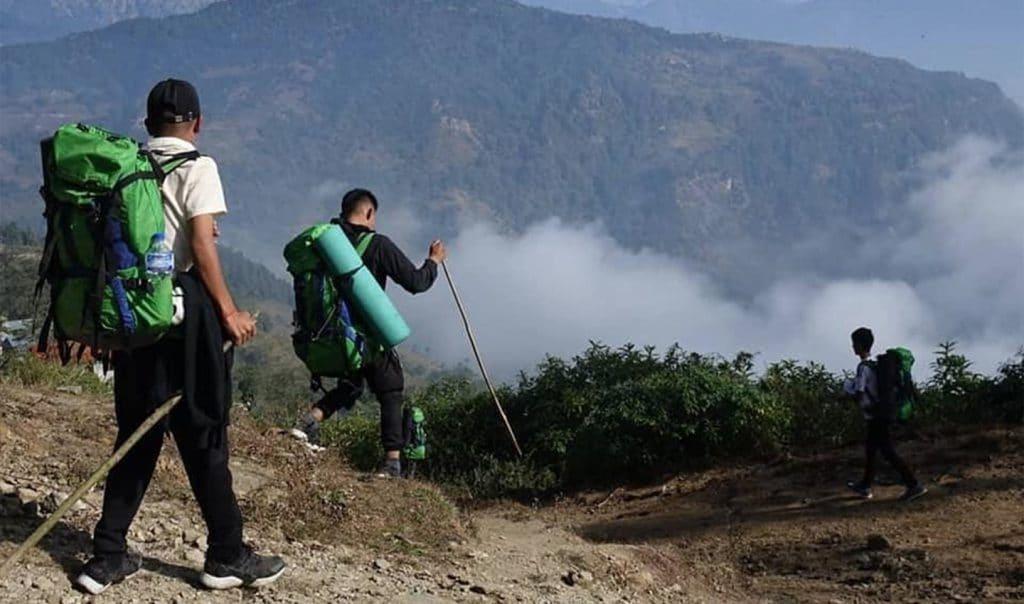 Fonk naar Flame: project Nepal