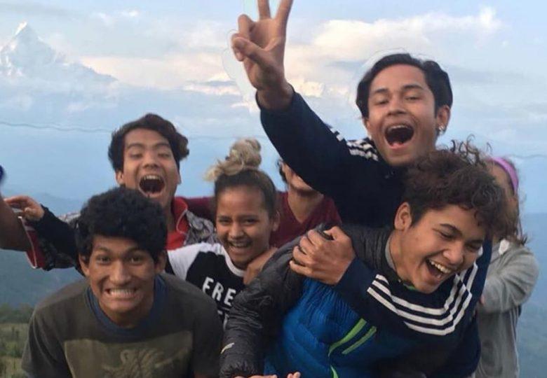 Een betere toekomst voor kansarme Nepalese jongeren