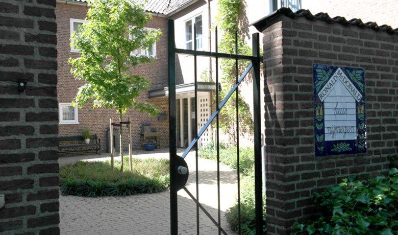 Een 'thuis ver van huis' voor familie van zieke kinderen in Nijmegen