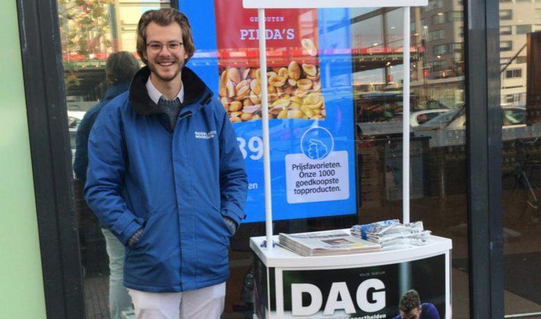 Dave van Fonky Groningen heeft een Fonky mijlpaal bereikt!