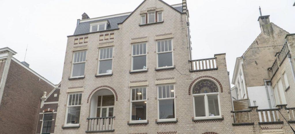 Pand Den-Haag voorkant